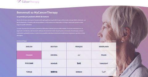 ESMO 2018 mycancertherapy.eu di Daiichi Sankyo