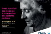 """ONDA e Daiichi Sankyo Italia il convegno """"Presa in carico assistenziale e terapeutica del paziente anziano"""""""